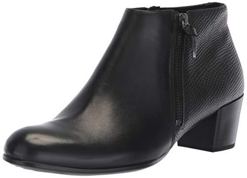 ECCO Damen Shape M 35 Stiefeletten, Schwarz Black 51052, 38 EU
