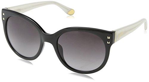Juicy Couture Damen JU 568/S Sonnenbrille, Weiß (Bk Ivrypk), 54
