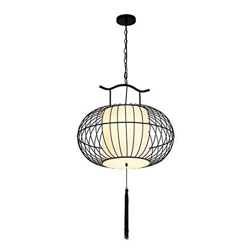 D&N Retro lámpara de Techo De Jaula Industrial Vintage Decoración ...