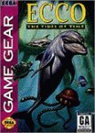 Ecco: The Tides of Time : Sega Game Gear by Game Gear