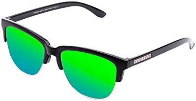Hawkers, Classic Diamond Black Emerald  - Gafas De Sol para unisex, color diamond black emerald , talla Talla única