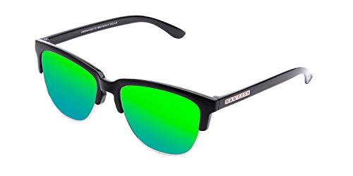 hawkers-classic-diamond-black-emerald-gafas-de-sol-para-unisex-color-diamond-black-emerald-talla-tal