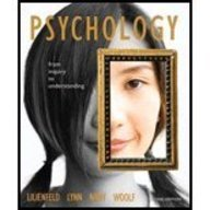 Psychology: From Inquiry to Understanding and MyPsychLab with Pearson eText -- Valuepack Access Card Package (2nd Edition) by Scott O. Lilienfeld (2010-12-08)