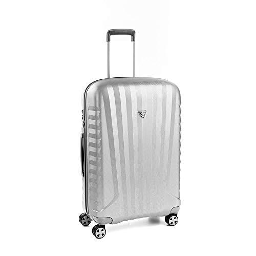 Roncato Uno Zsl Premium 2.0 Trolley Medio Grigio/Silver