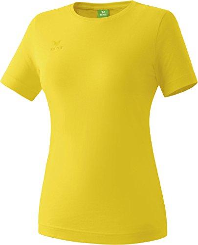Erima »Basic Line« Teamsport T-Shirt für Damen Gelb