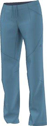 Adidas pantalon stretch W jour de randonnée pour femme Vert