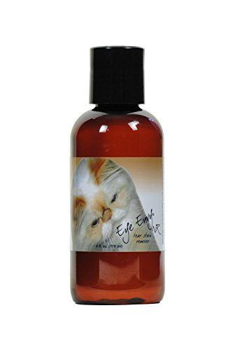 eye envy nr 4oz tear stain remover solution for cats by eye envy