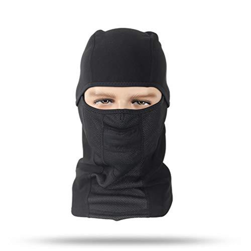 b1c7968bd26 Balaclava Aegend Windproof Ski Face Mask Winter Motorcycle Neck Warmer  Tactical Balaclava Hood Polyester Fleece for ...