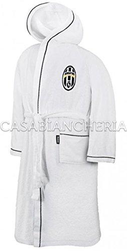 Novia Albornoz con Capucha Juventus Original FIGC
