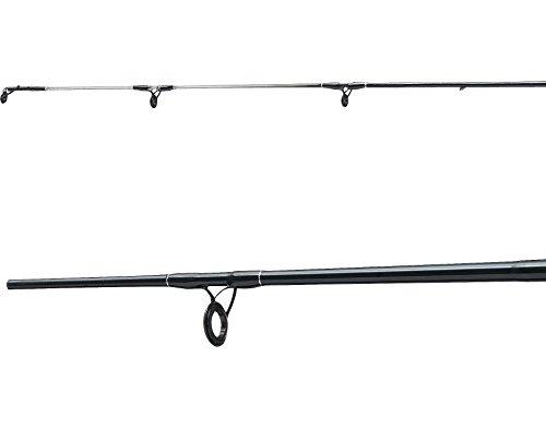 Fladen–unzerbrechlich Fight (1.95m/6.4ft) 2Stück Meer und Boot Angel (30–50lbs Klasse)–Ideal für frisches Wasser oder Sea Sport [12–1619501] Ugly Stick 2 Stück Angelruten
