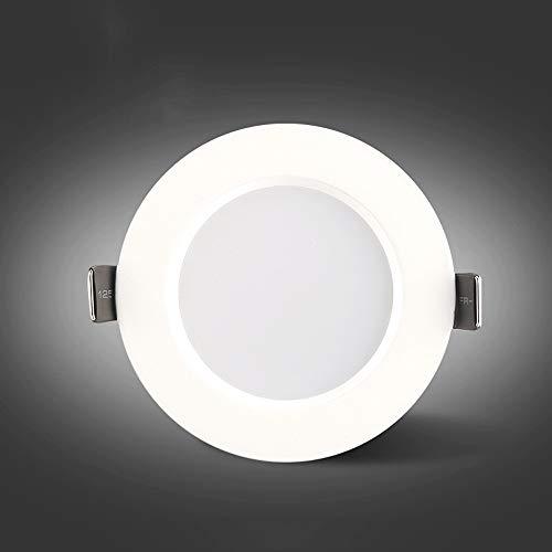 Creativo Antirreflejo Foco empotrable empotrado LED Parrilla moda Focos techo Paneles panel...