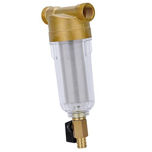 SM SunniMix Edelstahl Wasserfilter Hauswasserfilter