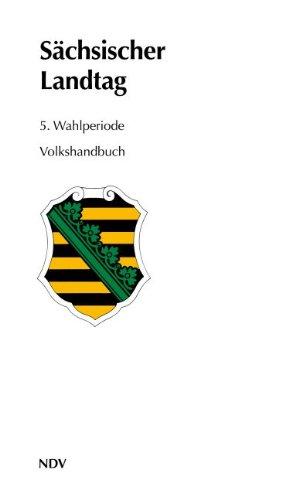 Sächsischer Landtag 5. Wahlperiode