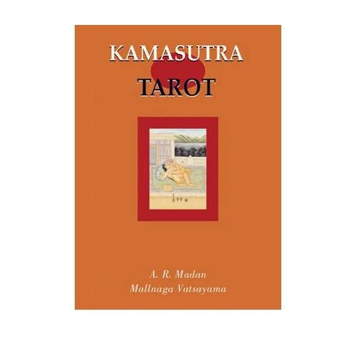 [(Kamasutra Tarot * *)] [Author: A.R. Madan] published on (May, 2007)