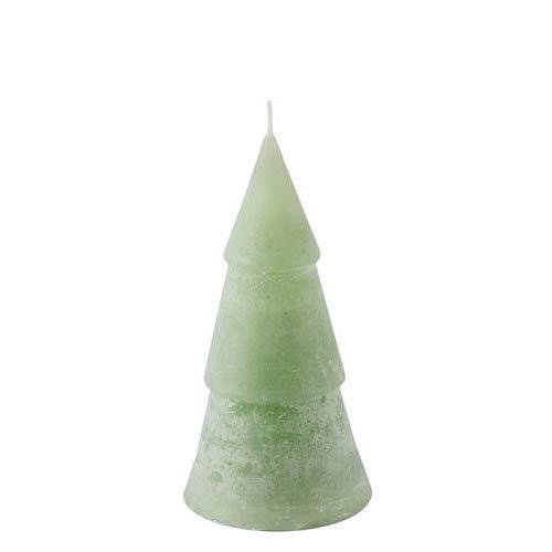 Kaheku Kerze Tannenbaum Dekokerze Baum Salbei 12,5cm