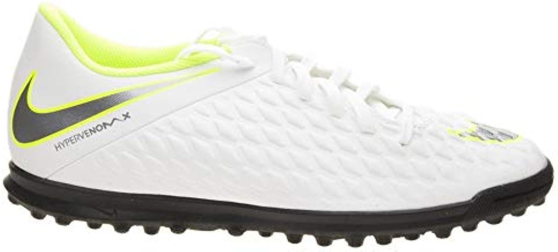 Nike Hypervenom Phantom X 3 Club Tf Aj3811 10 Scarpe da Calcio Unisex – Adulto | I Materiali Superiori  | Sig/Sig Ra Scarpa