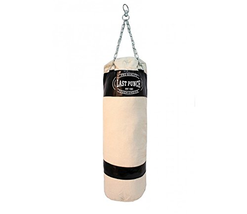 Last Punch Heavy Duty Punching Bag with Chains
