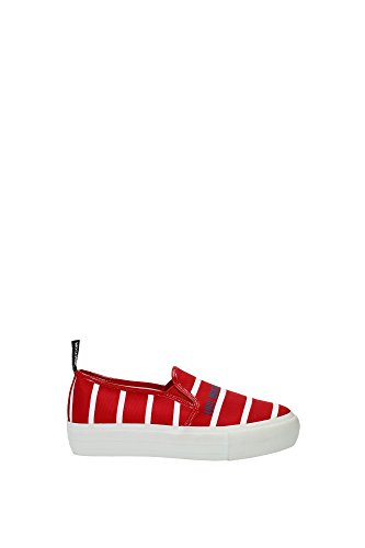 A15024G11 110 50A.Sneaker allacciata.Blu/bianco.36