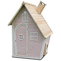 Amazon.fr   cabane bois enfant - EXIT Toys   Jeux de plein air et ... 9399c8e3152a