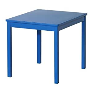 ikea kritter kindertisch in blau k che haushalt. Black Bedroom Furniture Sets. Home Design Ideas