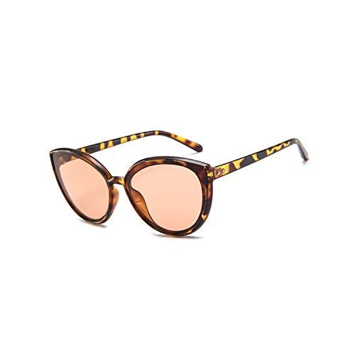 Sport-Sonnenbrillen, Vintage Sonnenbrillen, Retro Round Sunglasses Women Men Brand Design Transparent Female Sun Glasses Men Oculos De Sol Feminino Lunette Soleil 5182-3