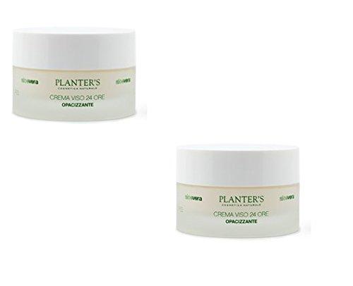 planters-crema-viso-24h-opacizzante-aloe-vera-2-pezzi-da-50ml
