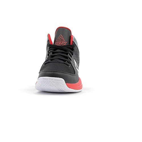 Peak - Thunder gold blue - Chaussures basket Noir / gris / rouge