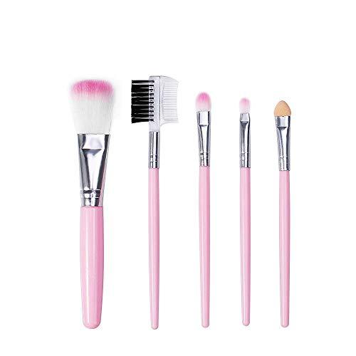Kit de maquillage pinceau blush brosse ombre à paupières pinceau cils peigne Outils de maquillage débutant