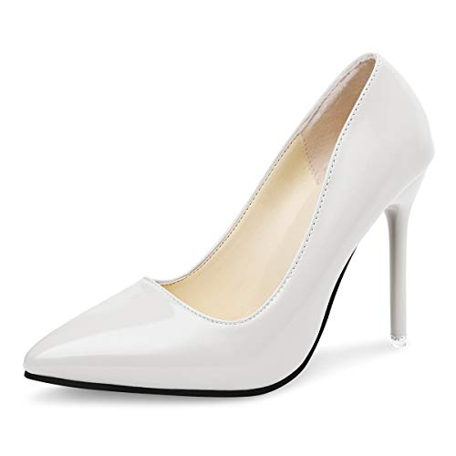 Fantástica selección de zapatos para mujer color Blanco para estar ... c9953d5cdc32