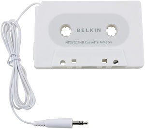 Belkin Mobile Cassette Adapter Test
