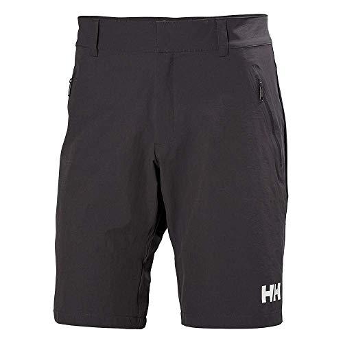 Helly Hansen Crewline Qd, Pantaloni Uomo, Nero, 34