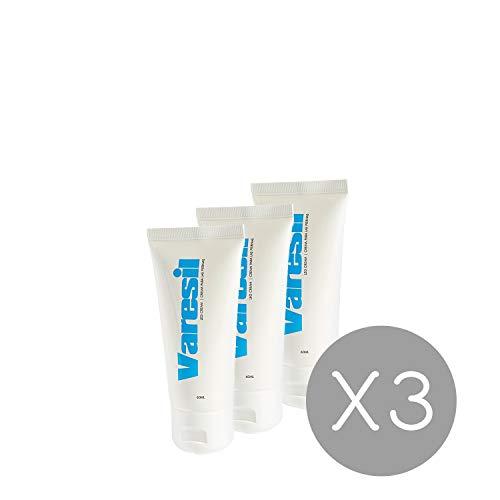 Varices - 3 Varesil Cream: Crema para aliviar las varices