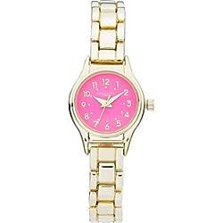 London Mini Gold Strap Watch (224863922)