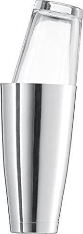 Schott Zwiesel Basic Bar Selection Boston Shaker, Metal and Glass