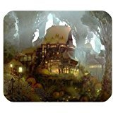 Preisvergleich Produktbild Final Fantasy Xiv Mousepad Personalized Custom Mouse Pad Oblong Shaped In 9.84X7.87 Gaming Mouse Pad/Mat by HALILUYA