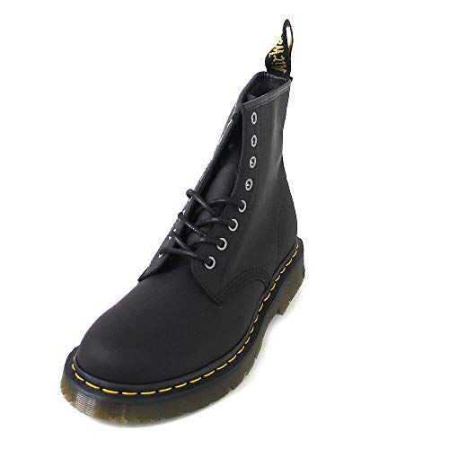 Dr. Martens 1460 Snowplow WP 8 Eye Boot Black 44 (Kinder Dr. Martens)