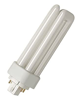 Osram Dulux T/E  GX24Q-4 42w Cool White (4000k) Compact Fluorescent Light Plus Lamp