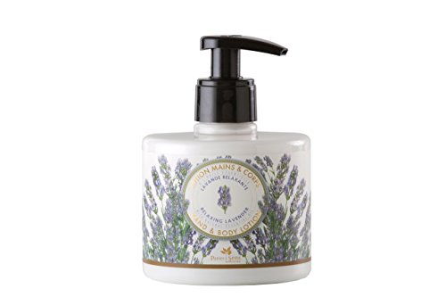 Neu aus der Provence: Body Lotion und Handcreme Lavendelduft 300 ml