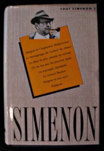 """Afficher """"OEuvre romanesque / Georges Simenon n° 2<br /> OEuvre romanesque"""""""