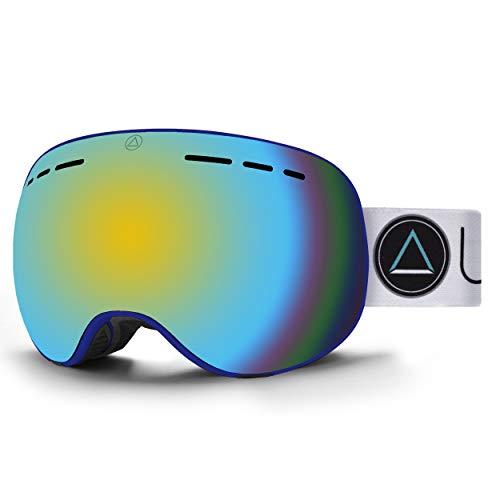 Uller Extreme Electric Blue Mascaras de Esquí