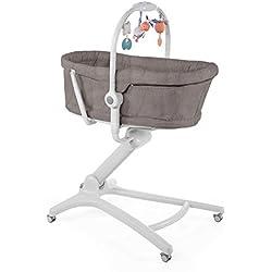 Chicco Baby Hug 4en1 - moisés, hamaca, trona y silla
