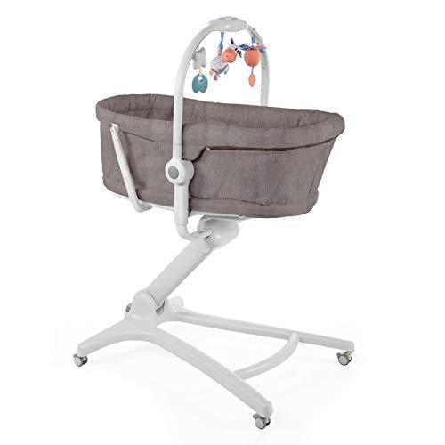 *Chicco Baby Hug 4 In 1 Stubenwagen Liegesessel (von 0-6 Monate) Hochstuhl erster Stuhl (von 6-36 Monate) legend*