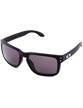 Gafas De Sol Oakley Holbrook Matte Negro Warm Gris (Default , Negro)