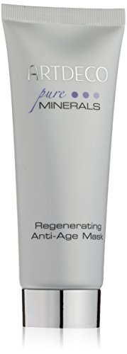 Artdeco Pure Minerals femme/woman, Regenerating Anti-Age Mask, 1er Pack (1 x 75 ml)