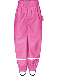 Playshoes Matschhose Ohne Latz, Pantalones Impermeable para Niñas