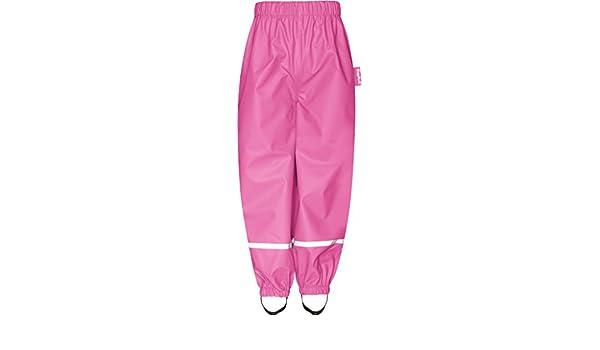 Playshoes Girls Waterproof Rain Trousers