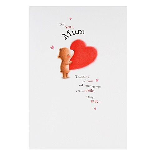 Hallmark Muttertagskarte für Mütter,