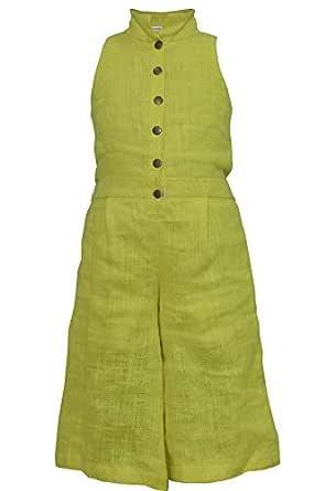 Wondermom LOLA 100% Linen Kids Lemon Colour