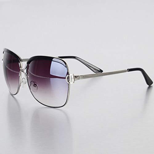 SYQA Sonnenbrille Markendesigner-Sonnenbrille-Frauen-D-Rahmen-populäre Art- und Weiseschatten-Sonnenbrille Uv004,C1