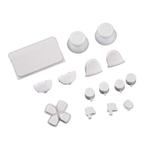 Preisvergleich Produktbild Professionelle Gamepad Controller Tasten Durable Ersatz Tasten Für Sony Für PS4 Videospielkonsole Zubehör